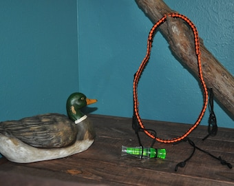 Waterfowl Call Lanyard