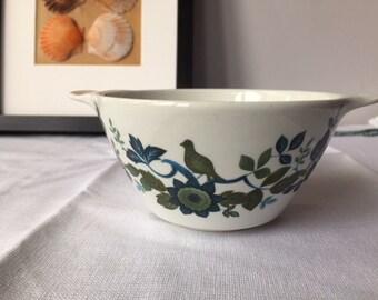 Vintage Alfred Meakin 'Concord' Sugar Bowl