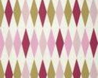 Nostalgia in Jackson in Pink designed by Jennifer Paganelli for Free Spirit Fabrics - 4 Yards - Great Price