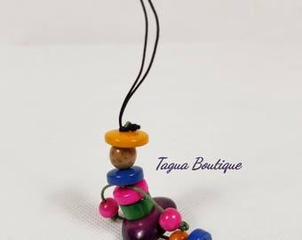 Tagua pendant