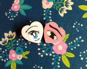 Sailor Moon Lover's Eyes Set