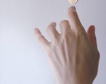 ENLUMINURE//  No4 // bronze ring