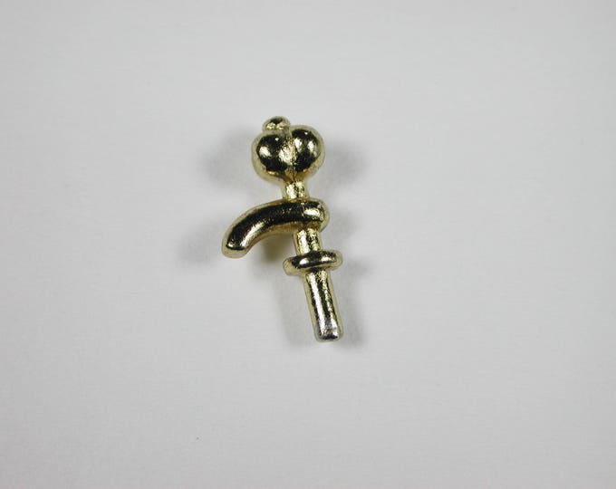 Faucet, a CL05706 for the doll's room, the Dollhouse, Dollhouse miniatures, cribs, miniatures, model building