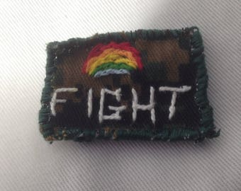 Rainbow Fight Patch