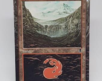 Magic the Gathering Mountain alter