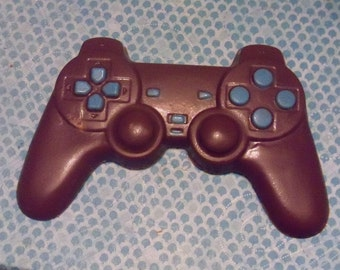 Playstation Controler (PS2 PS3)  Made In Your Choice Of Milk Or Dark Chocolate