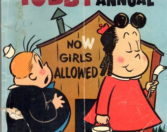 Marge's Little Lulu Tubby Annual #2 published by Dell