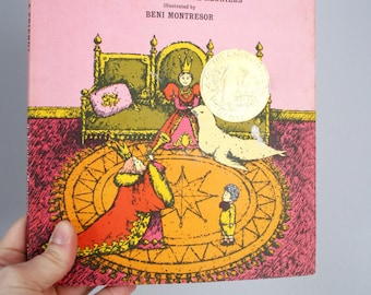 1974 May I Bring A Friend by Beatrice Schenk De Regniers Illustrated by Beni Montresor