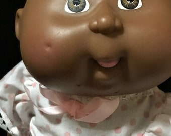Vintage Doll Cabbage Patch Baby Doll 1993