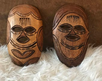 Decorative Masks (2)