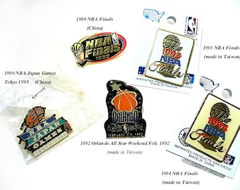 NBA Basketball Pins, Fathers Day Gifts, Japan Games, Orlando All Stars, Sports Memorabilia, NBA Souvenirs