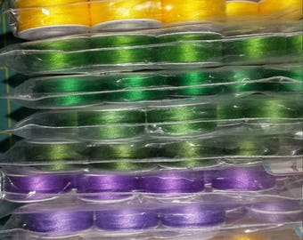 Masterpiece thread by Alex Anderson prewound bobbins. 100% Cotton.