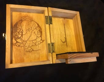 Ganesh Portable Travel Altar Box