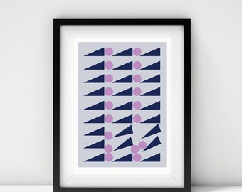 Losing Control - Archival Quality Giclee Print A4/A3
