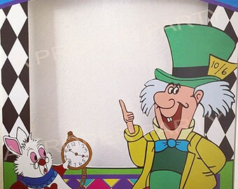 Alice in Wonderland - Alice in Wonderland Photo Prop - Wonderland party - Onederland - Mad Tea Party - Tea Party - Mad Hatter