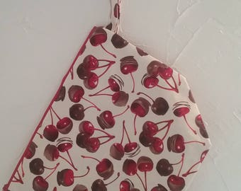 Chocolate Covered Cherries project bag