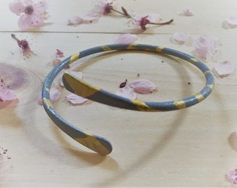 Boho Handpainted Adjustable Bracelet