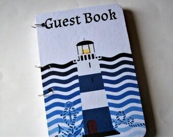 Nautical Guest Book