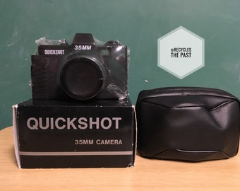 Quickshot 35mm Film Camera