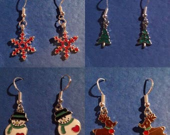 Christmas Sterling Silver