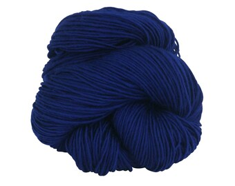 Worsted Superwash Merino - Costa Azul Colorway