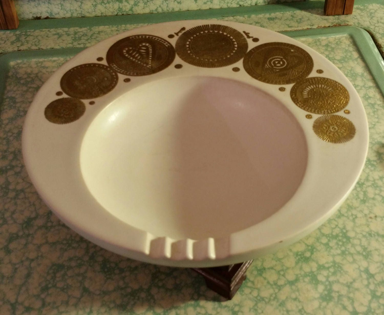 Ashtray vintage mid century decor ceramic bowls georges briard zoom reviewsmspy