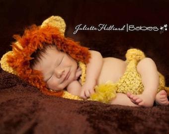 crochet pattern, baby lion hat pattern, diaper cover crochet pattern, baby boy crochet patterns, lion crochet outfit, boy photo prop pattern