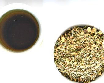 Child's Sleep Sound Loose Leaf Herbal Tea Blend