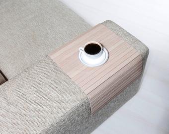 Sofa Arm Tray, Sofa Tray Table, Coffee Table, Sofa Table, Wood Tray, Sofa Arm Table, Gift, Home&Living, BMES3050FF