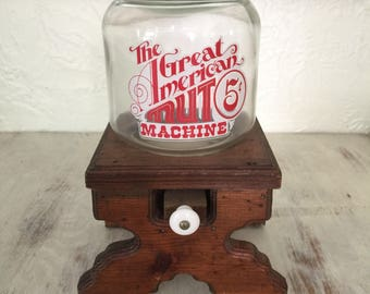 The Great American Nut Machine