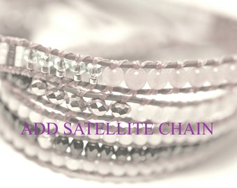 Upgrade to satellite chain