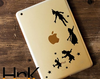 iPad decal/ iPad vinyl decal/ iPad mini  sticker/ anime decal/ iPad air decal/  decal hnkmd020 iPad