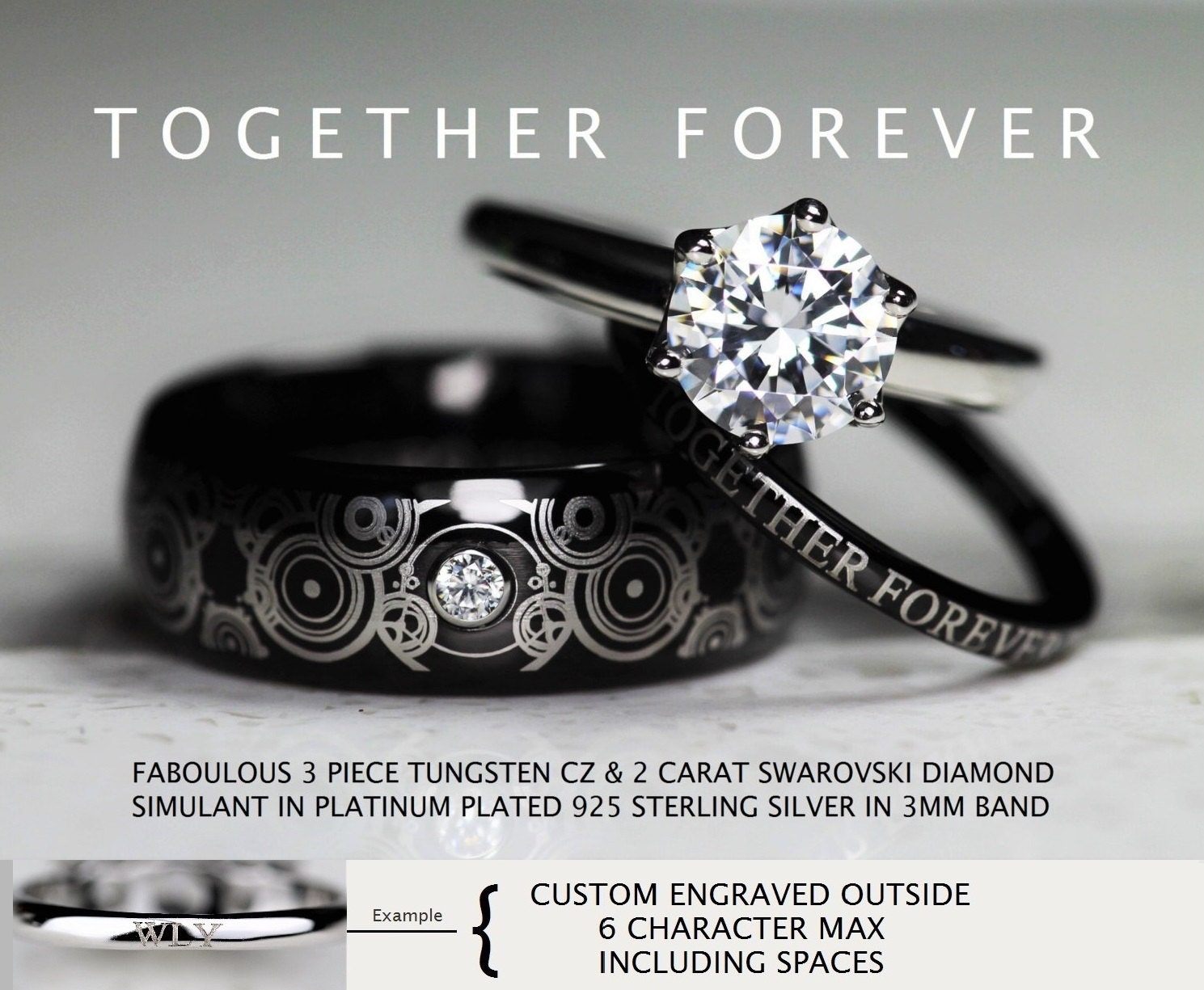dr who wedding ring Wedding Decor Ideas