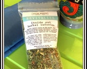 The .8 oz inside out herb...