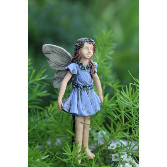 """Fairy Paisley (2.5"""" Tall) for the Fairy Garden"""