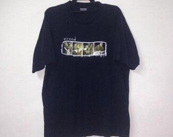 VINTAGE CREED american rock band CREED genre Grunge/rock 1999