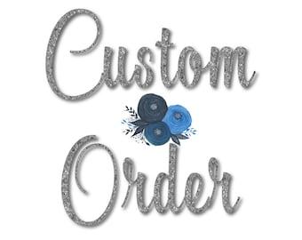 Custom Hair Vine Comb - Wedding Hair Comb - Bridal Hair Comb - Bridal Headpiece - One-of-a-Kind Headpiece - Bridal Hair Accessories