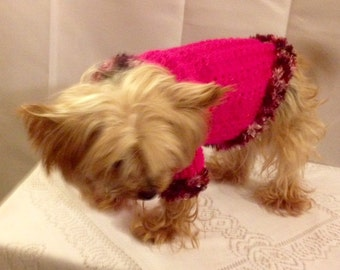 Dog Sweater ( For Miniature Dog)