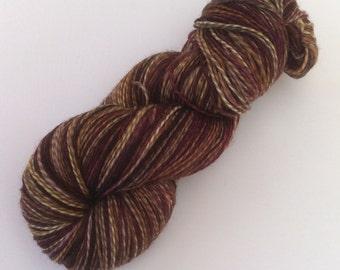 Mo Nighean Donn - hand dyed yarn 3.5 oz 460 yds