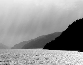 Loose Print,Loch Ness Scotland,Fine Art Photography