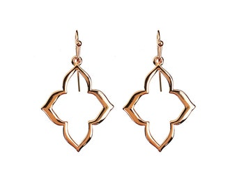Persian Star Earrings
