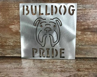 Wonderful Bulldog decor | Etsy ZI03