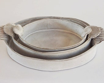 Nested Serving Dishes
