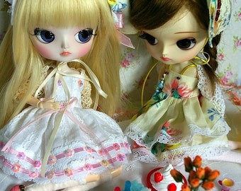 Sale**** dress + headband for Dal doll
