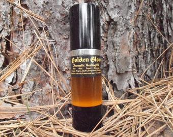 Golden Glow Healing Oil