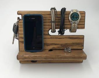 Samsung Galaxy Docking Station / Watch Stand / Dock Station / Organizer / Night Stand / Valet / Watch Holder