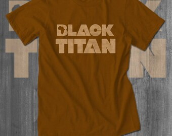 Black Titan t-shirts Plus Sizes Afrocentric Clothing African Clothing African Attire African Wear African Shirt handmade tee entrepreneur