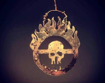 Made to Order Mad Max Fury Road Cult of the V8 War Boys Necklace
