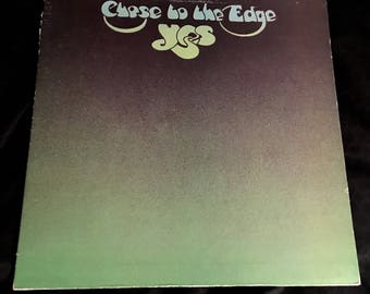 Vintage Vinyl: YES-Close To The Edge