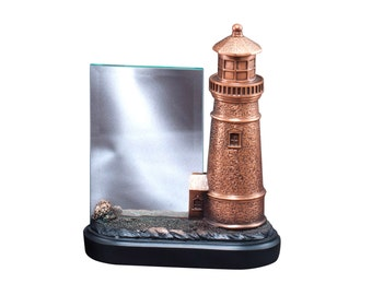 Lighthouse Resin Sculpture (BLRFB136)